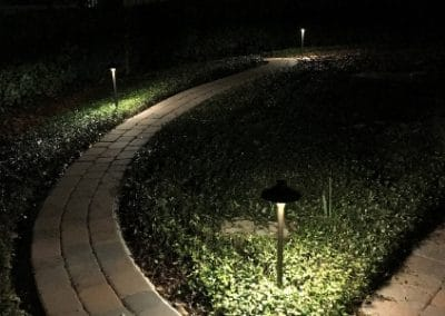 Walk Way Lighting Service Northern Kentucky
